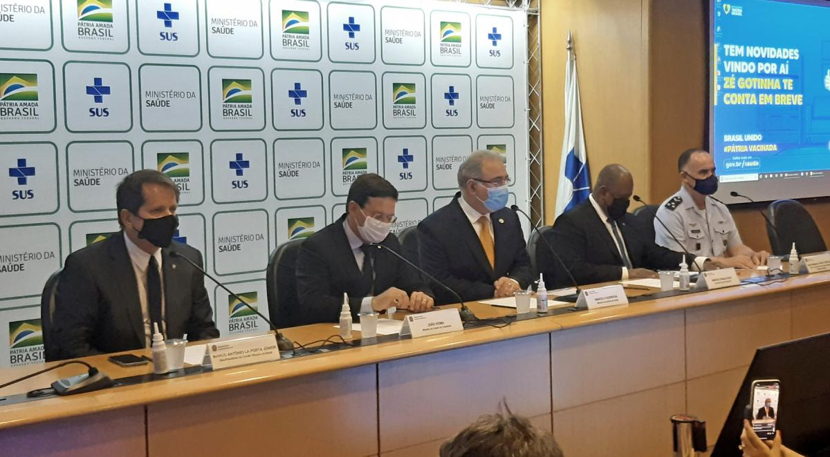 Vaccination of Brazilians for the Tokyo 2020 Olympic Games begins on May 14th