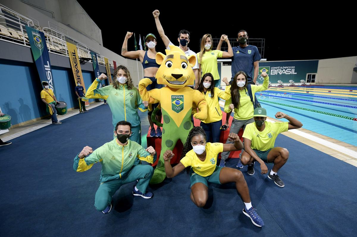 COB presents Team Brazil uniforms for the Tokyo 2020 Olympic Games